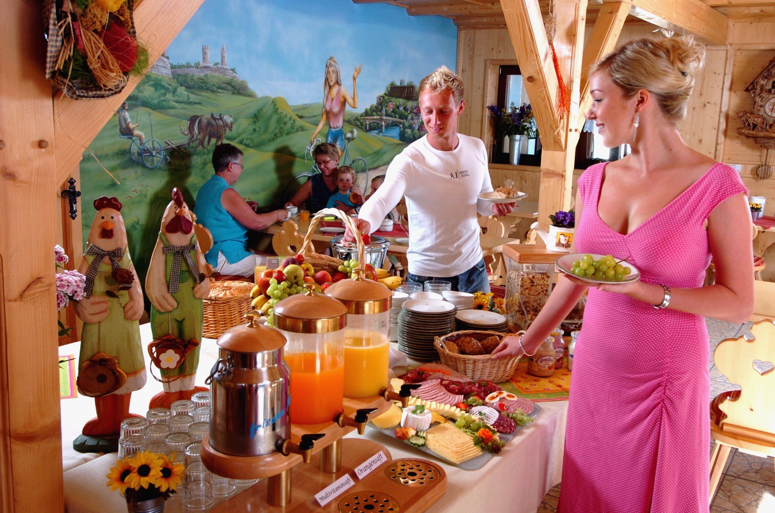 Impressionskategorie: Das Restaurant