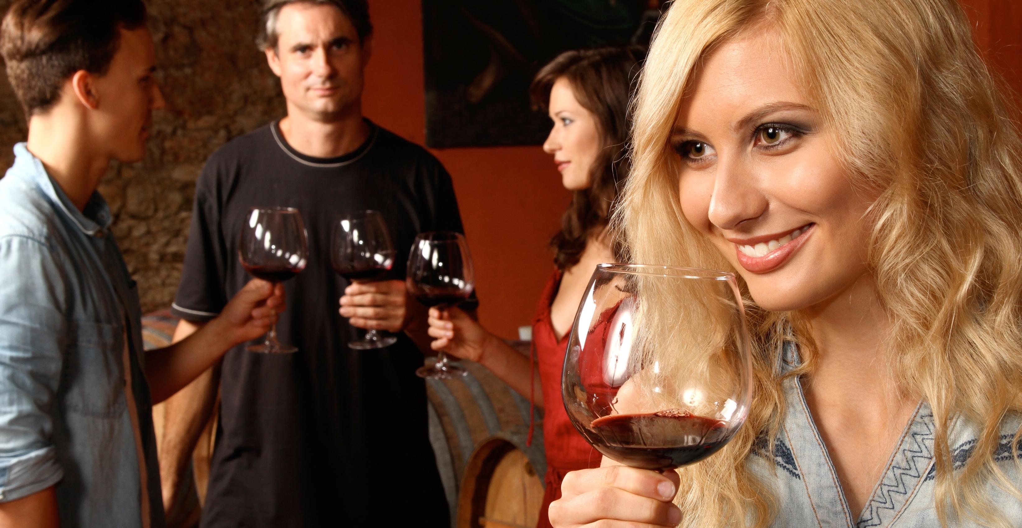 Mehr Informationen zu: Erlebnis - Weinverkostung