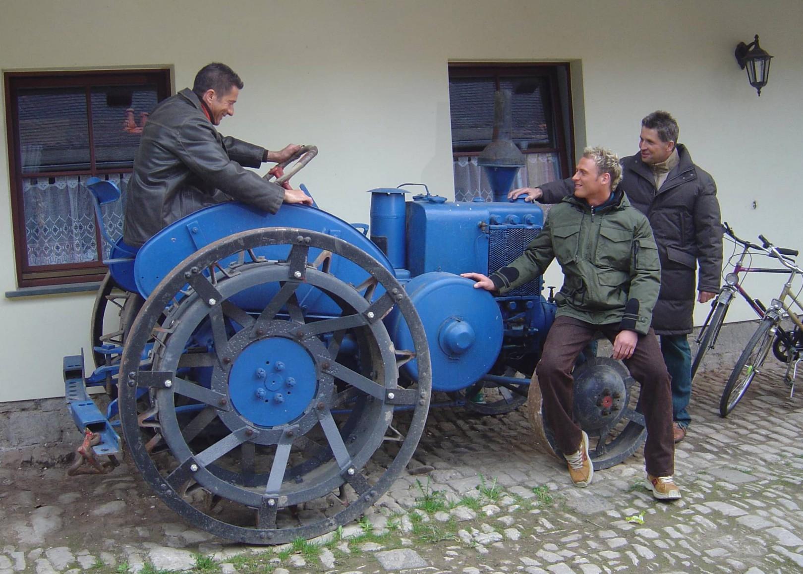 Traktoren, Museum & Heumärchen