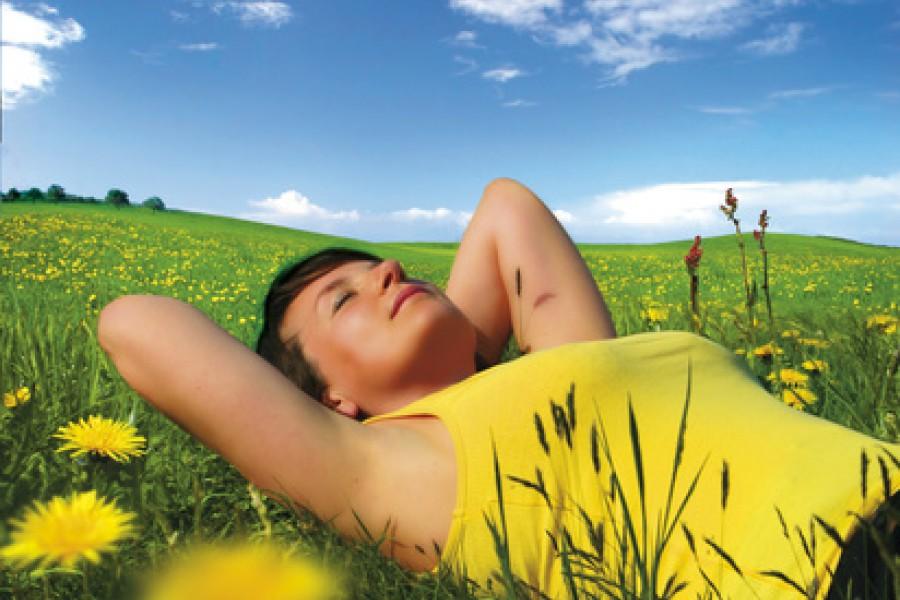 Vorschaubild für das Arrangement Lust auf Natur und Entspannung?