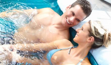 Visualisierung Romantische Wellness Tage