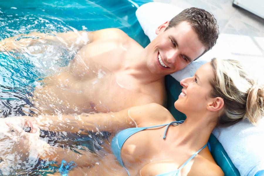 Vorschaubild für das Arrangement Romantische Wellness Tage